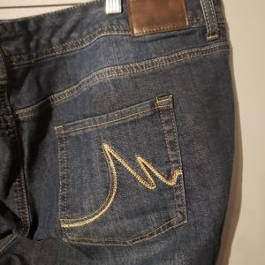 Maurice's womens Jean's size 22 short curvy